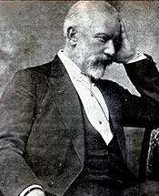 Петр Ильич Чайковский. Фото 1893 года. Фотограф Альфред Федецкий.