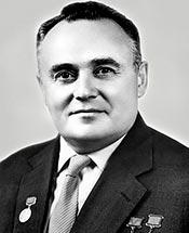 Сергей Павлович Королев. Фото.