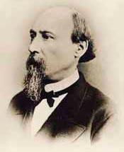 Николай Алексеевич Некрасов. Фото приблизительно 1870-1878 годов. Фотограф Везенверг.