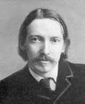Роберт Льюис Стивенсон.Фото 1887 года.