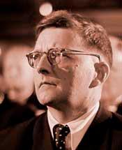 Дмитрий Дмитриевич Шостакович. Фото 1950 года. Авторы Роджер и Рената Рессинг.