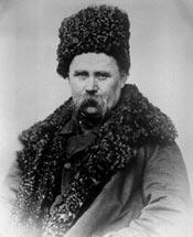 Тарас Григорьевич Шевченко. 1859г. Автор: Adolf Heinrich Denier.
