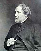 Иван Сергеевич Тургенев. Фото 1871 года.