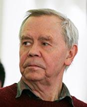 Валентин Григорьевич Распутин. Фото 2011 года. Автор: Александр Стручков