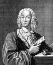 Антонио Лучо Вивальди. 1725 год. Автор Франсуа Мореллон де ла Кав